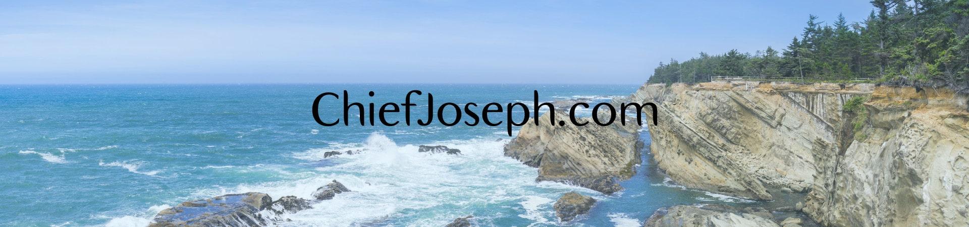 ChiefJoseph.com cart image